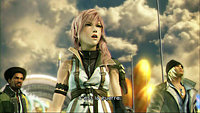 Final Fantasy XIII screenshot Lightning 1