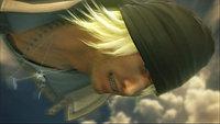 Final Fantasy XIII screenshot Snow