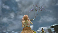 Final Fantasy XIII screenshot Vanille 3
