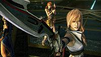Final Fantasy XIII Wallpaper Lightning 1