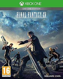 jaquette Xbox One Final Fantasy XV