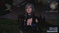 FFXV Aranea Highwind screenshot