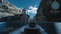 Final Fantasy XV Accordo bateau screenshot 1