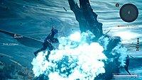 Final Fantasy XV Leviathan vs Noctis screenshot 1