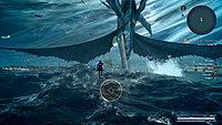 Final Fantasy XV Leviathan vs Noctis screenshot 2