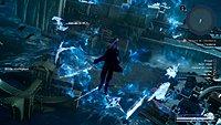Final Fantasy XV Leviathan vs Noctis screenshot 3