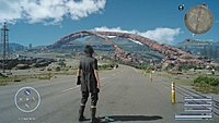 Final Fantasy XV Noctis Lucis Caelum 7