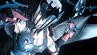 Final Fantasy XV screenshot Aranea Highwind combat
