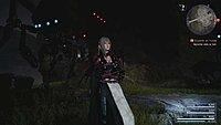 Final Fantasy XV screenshot Aranea Highwind