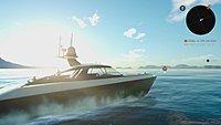 Final Fantasy XV voyage en bateau screenshot 2