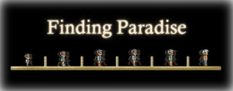 jaquette PC Finding Paradise