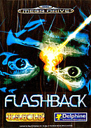 jaquette Megadrive Flashback