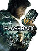 jaquette PlayStation 3 Flashback