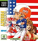 jaquette Neo Geo Football Frenzy