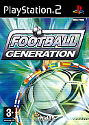 jaquette PlayStation 2 Football Generation