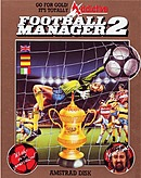 jaquette Amstrad CPC Football Manager 2