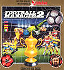 jaquette Commodore 64 Football Manager 2