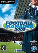 jaquette Mac Football Manager 2005