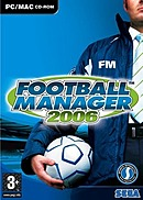 jaquette Mac Football Manager 2006