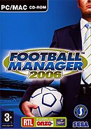 jaquette PC Football Manager 2006