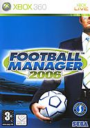 jaquette Xbox 360 Football Manager 2006