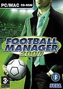 jaquette Mac Football Manager 2007