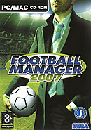 jaquette PC Football Manager 2007