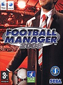 jaquette Mac Football Manager 2008