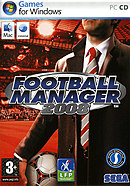jaquette PC Football Manager 2008