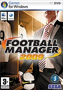 jaquette Mac Football Manager 2009