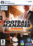 jaquette PC Football Manager 2009