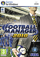 jaquette PC Football Manager 2010