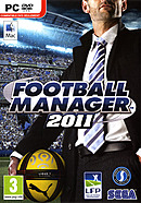 jaquette PC Football Manager 2011