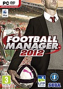 jaquette PC Football Manager 2012