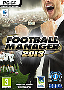 jaquette PC Football Manager 2013