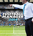 jaquette Mac Football Manager 2014