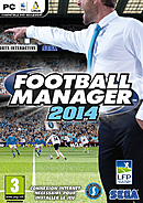 jaquette PC Football Manager 2014