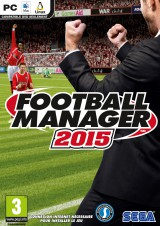 jaquette PC Football Manager 2015