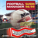 jaquette PC Football Manager 98