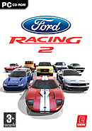 jaquette PC Ford Racing 2