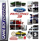 jaquette GBA Ford Racing 3