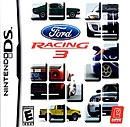 jaquette Nintendo DS Ford Racing 3