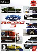 jaquette PC Ford Racing 3