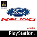 jaquette PlayStation 1 Ford Racing