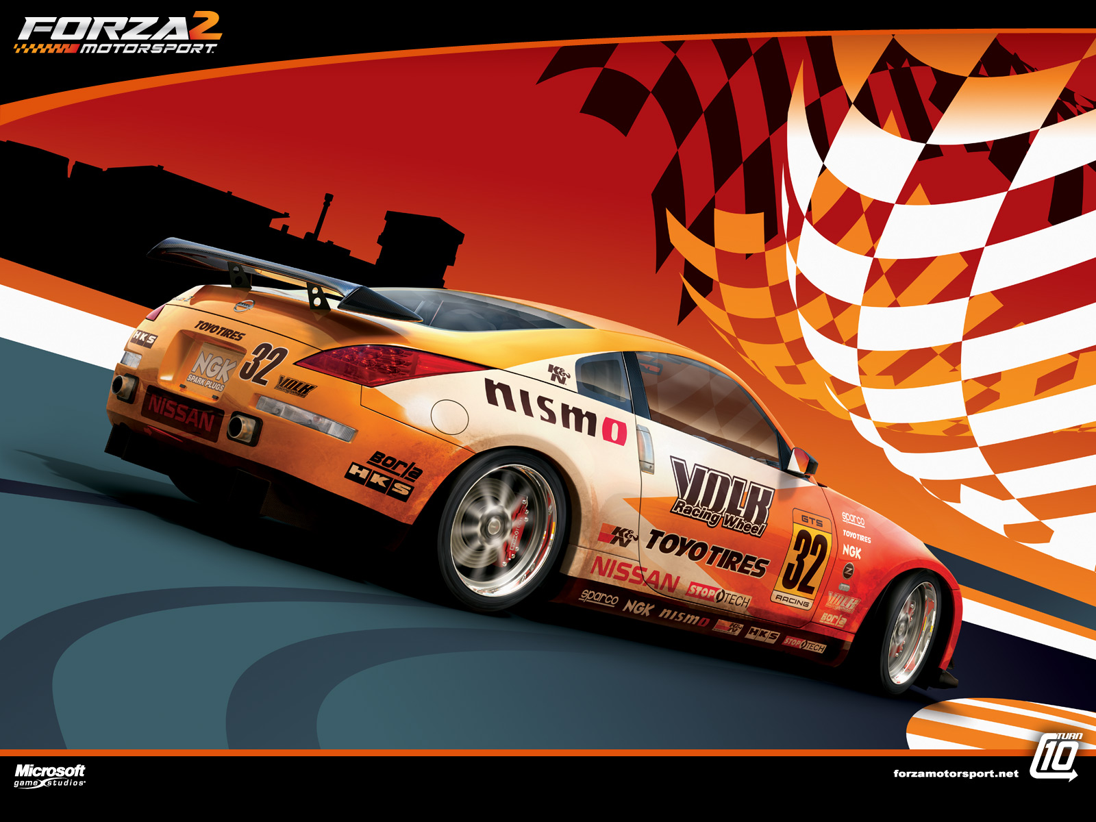Car On Forza  Cover