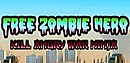 jaquette iPhone Free Zombie Hero Kill Angry War Ninja
