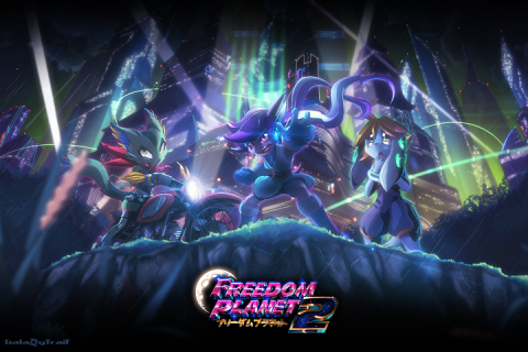 jaquette PC Freedom Planet 2