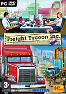 jaquette PC Freight Tycoon