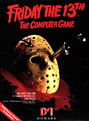 jaquette Commodore 64 Friday The 13th
