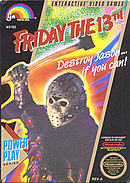 jaquette Nes Friday The 13th